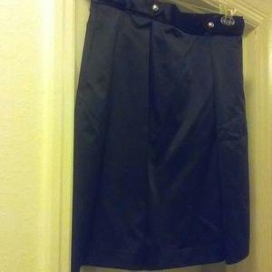 Liz Claiborne New York Satin Skirt
